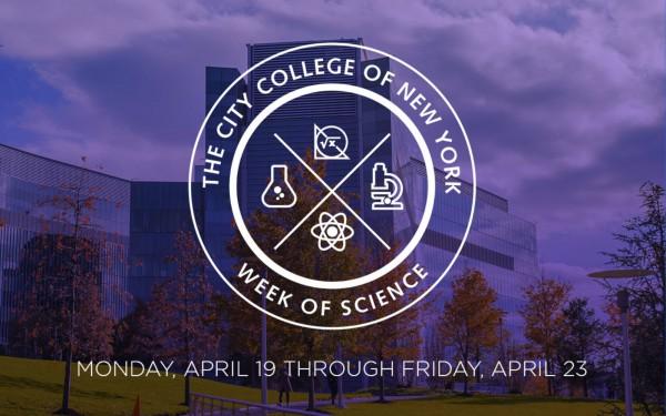 Week of Science April 19-April 23